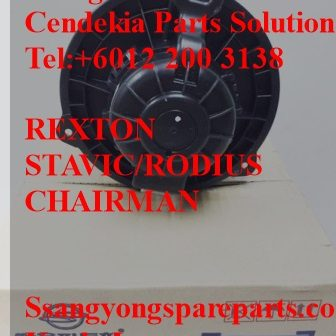 6812121730 6921008A90 6921008A91 Blower Motor Assy Air Cond Fan Motor Rexton Stavic Rodius RHD Type