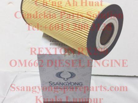 6611803309 Element Oil Filter Rexton Rx290 OM662