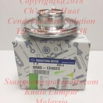 0585-124023 Piston Rear Servo Kyron BTR M74 Actyon Sports M78 6Speed DSI