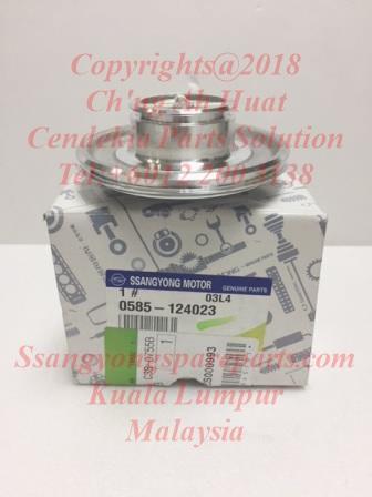 0585-124023 Piston Rear Servo Kyron BTR M74 Actyon Sports M78 6Speed DSI