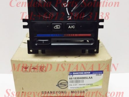6618304085LAA Panel Air Cond Control MB140D