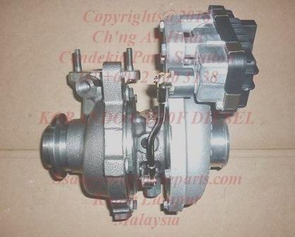 6710900380 TurboCharger Korando C D20F DIESEL