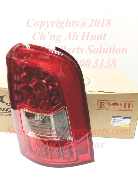 8360108C00 TailLight Lamp Left LED Type Rexton New