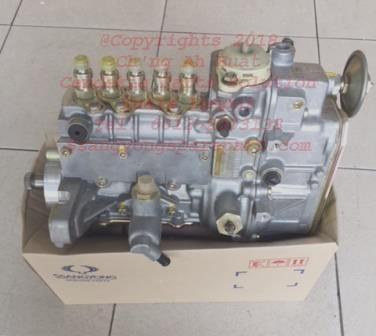 Fuel Injection Pump MB140D OM600