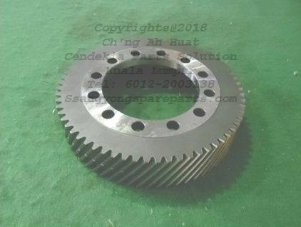 0511-033004 Gear Differential M11 DSI 6Speed