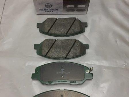 48130341A0 Brake Pad Set Frt Korando C