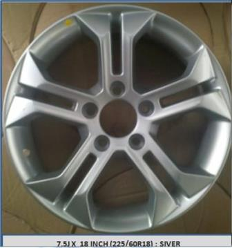 "60R18"" Wheel Disc Sports Ssangyong"