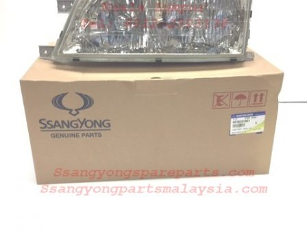 6618207861 HeadLamp Assy Left MB140D Ssangyong Van Istana Mercedes Van