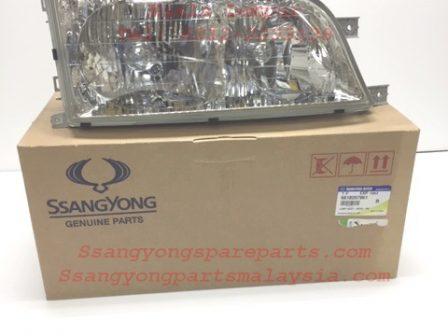 6618207961 HeadLamp Assy RH MB140D Ssangyong Van Istana